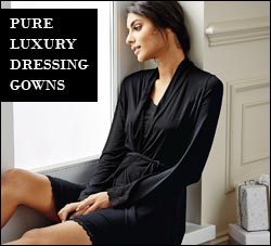 luxury dressing gowns