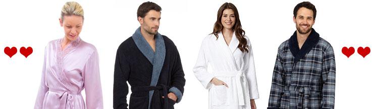 Luxury Dressing Gowns | Luxury Bath Robes |